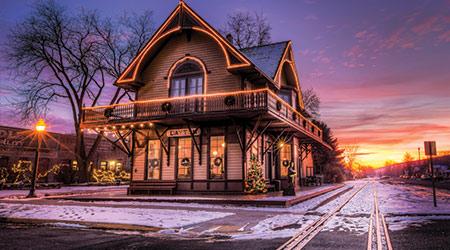 Train Museum Dayton